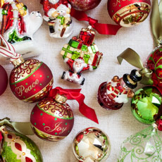 ornament sets - Christmas Decoration Sets