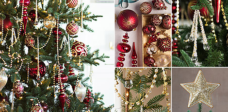 brilliant bordeaux dazzle holiday guests with our collection of beautiful christmas decorations in deep burgundy and luxurious gold hues shop now