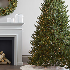 artificial christmas trees on sale - Decorated Christmas Trees For Sale