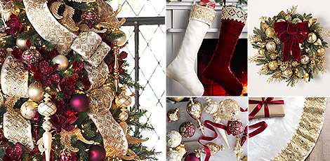 us dt christmas at the biltmore themejpg - Different Christmas Decorations Ideas