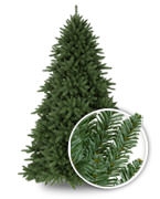 Classic Needle Artificial Christmas Trees