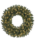 Traditional Wreaths and Garlands