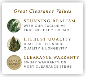 clearance artificial christmas trees decorations balsam hill - Artificial Christmas Trees On Sale Clearance